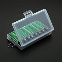 Пластиковый бокс для аккумуляторов AAA Soshine SBC-023  (8 штук)