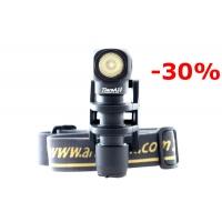 Арх. Налобный фонарь Armytek Tiara Pro A1 (550/950 LED лм, 1хAA/14500)