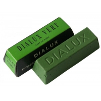 Полировальная паста Dialux зеленая (средняя полировка)