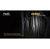 Светодиодный фонарь Fenix E05 SS 85 ANSI лм, 1xAAА