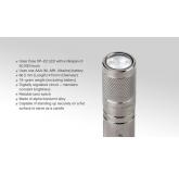 Светодиодный фонарь Fenix E99 Ti 100 ANSI лм, 1xAAА