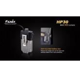 Светодиодный налобный фонарь Fenix HP30 900 ANSI люмен, 2x18650