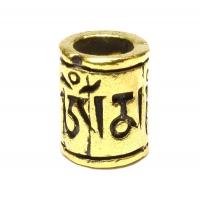 Бусина для паракорда - H9 Gold
