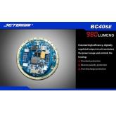Светодиодный фонарь JetBeam BC40SE 960 ANSI люмен, 1х18650 / 2xCR123