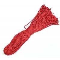Микрокорд 2 мм - Red (Красный)