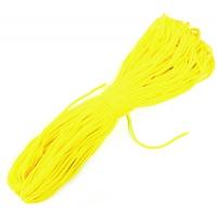 Микрокорд 2 мм - Yellow Neon (Желтый неон)