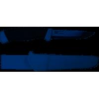 Нож MORA Companion Navy Blue,  нержавеющая сталь