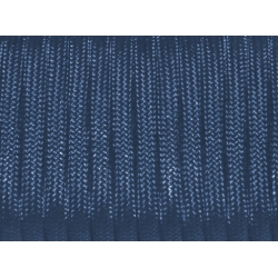 Купить паракорд 550 Type III цвет Navy (темно-синий)