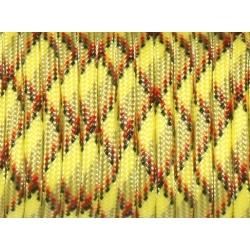 Купить паракорд 550 Type III цвет Yellow Camo