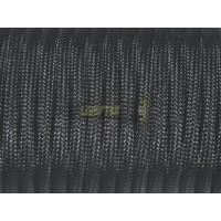 Паракорд 550 Type III Black (черный)