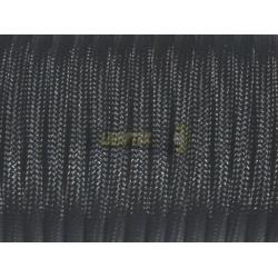 Купить паракорд 550 Type III цвет Black (черный)