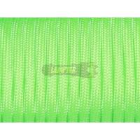 Паракорд 550 Type III Green Neon (зеленый неон)