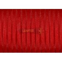 Паракорд 550 Type III Red (красный) Premium