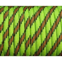 Паракорд 550 Type III Green Neon Stripes