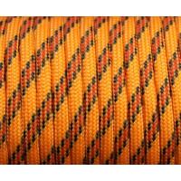 Паракорд 550 Type III Orange Neon Stripes