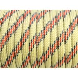 Купить паракорд 550 Type III цвет Golden Stripes