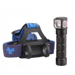 Налобный светодиодный фонарь Skilhunt H03 NW 900 ANSI люмен, 1x18650