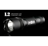Светодиодный фонарь Solarforce L2 490 лм, 1x18650