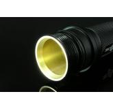 Светодиодный фонарь Solarforce L2P Gray Custom Dedomed 490 лм, 1x18650
