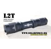 Светодиодный фонарь Solarforce L2T 550 лм, 1x18650
