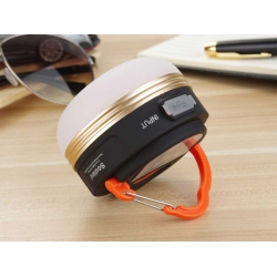 Кемпинговый фонарь Soshine CB2 (170 ANSI люмен, 1800мАн, USB)