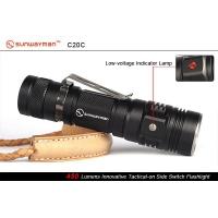 Арх. Светодиодный фонарь Sunwayman C20C Tomahawk XM-L2 (450+ ANSI люмен, 1x186500/2xCR123)