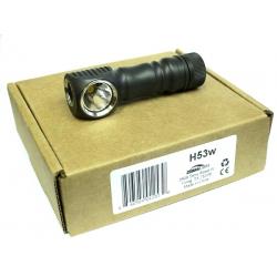 Налобный фонарь Zebralight H53w теплый свет 330 ANSI люмен, 1хАА