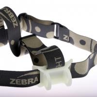 Оригинальное налобное крепление Zebralight для H600 GITD (Флуоресцентный держатель)
