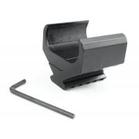 Универсальная база Weaver/Picatinny для оружия с горизонтальным расположением стволов