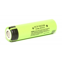Литий-ионный аккумулятор 18650 Pаnasonic 3400 mAh NCR18650B