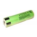 Ар. Литий-ионный аккумулятор 18650 Pаnasonic 3200 mAh NCR18650BE с защитой
