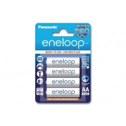 Аккумулятор Panasonic Eneloop 2000 mAh AA BK-3MCCE/4BE  Блистер 4 шт