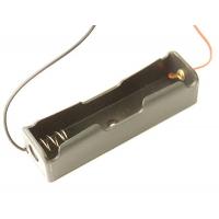 Держатель (батарейный отсек) для 1х18650 (3,7 В)
