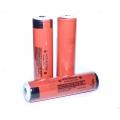 Литий-ионный аккумулятор 18650 Sanyo 3500 mAh NCR18650GA Pro с защитой