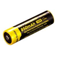 Литий-ионный аккумулятор 14500 Nitecore NL1485 850mAh