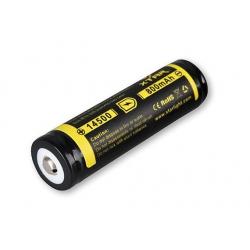 Литий-ионный аккумулятор 14500 XTAR 800mAh