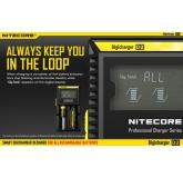 Зарядное устройство Sysmax (Nitecore) Digicharger D2