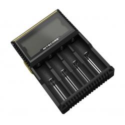Зарядное устройство Sysmax (Nitecore) Digicharger D4