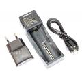 Зарядное устройство LiitoKala Lii-100 + адаптер USB  2А