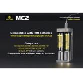 Зарядное устройство для Li-Ion аккумуляторов XTAR MC2