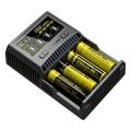 Зарядное устройство Nitecore SC4