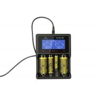 Зарядное устройство для Li-Ion/Mi-Mh аккумуляторов XTAR VC4