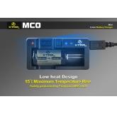 Зарядное устройство для Li-Ion аккумуляторов XTAR MC0