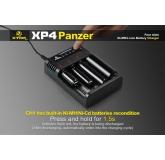 Зарядное устройство для Li-Ion / Mi-Nh аккумуляторов XTAR XP4
