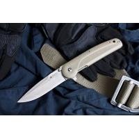 Нож складной Kizlyar Supreme Biker Z 440C Satin