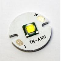 Светодиод Cree XM-L T6 1C холодный белый на подложке 16 мм