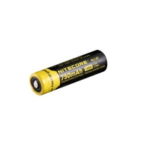 Литий-ионный аккумулятор 14500 Nitecore NL147 750mAh