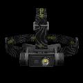 Налобный светодиодный фонарь Nitecore HC60 + АКБ, ЗУ (1000 ANSI люмен, 1x18650, 2xCR123)