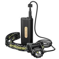 Налобный светодиодный фонарь Nitecore HC70 (1000 ANSI люмен, 2x18650)