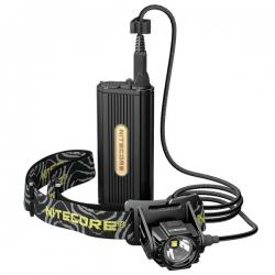 Налобный светодиодный фонарь Nitecore HC70 1000 ANSI люмен, 2x18650